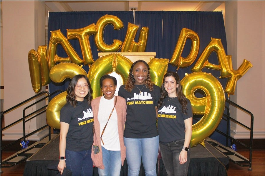 Residency Match   Admissions & Financial Aid   University of